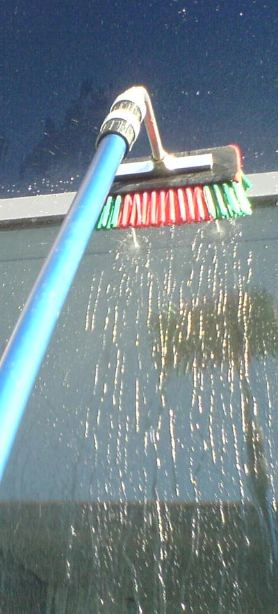 Margate window cleaner